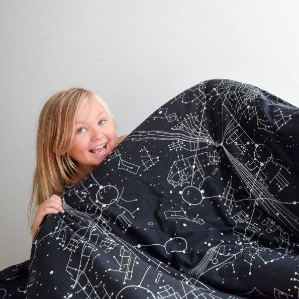 Jersey bed linen