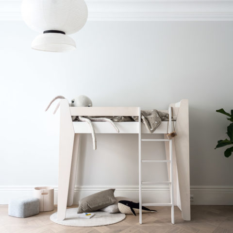Kids' loft bed